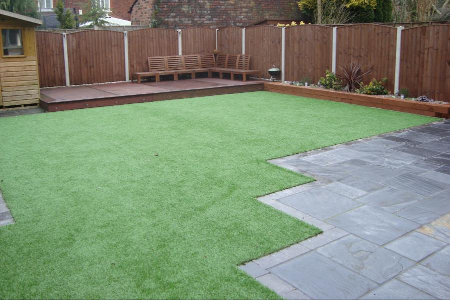 Driveway, Patio and Artificial Grass, Worsley