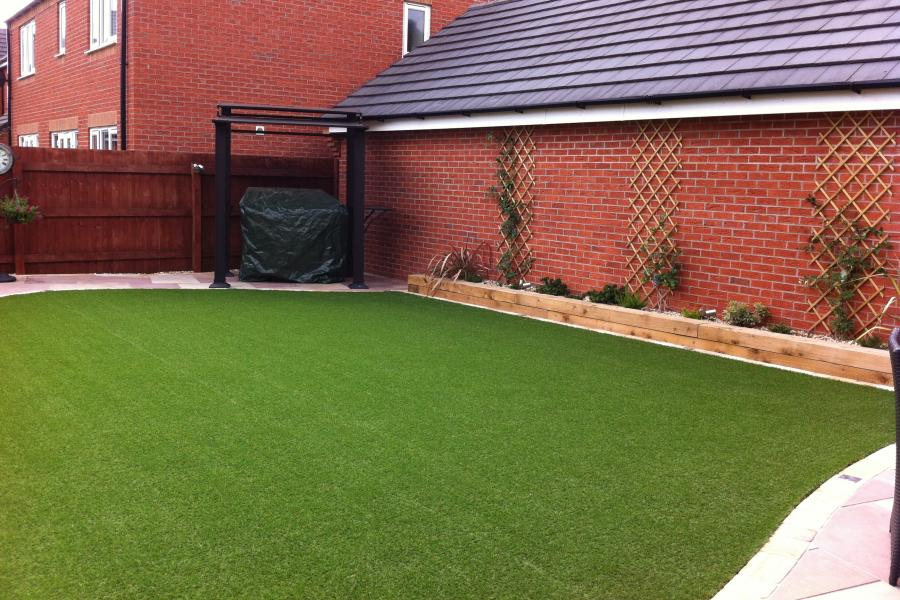 15 Paths and Patio Widnes (Back) Image