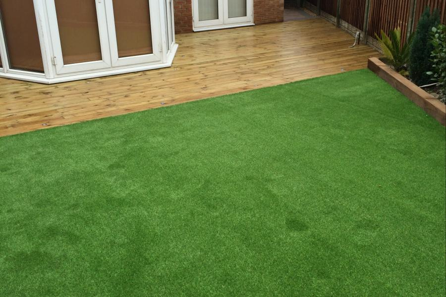 7 Driveway, Decking & Artificial grass in Lowton Image
