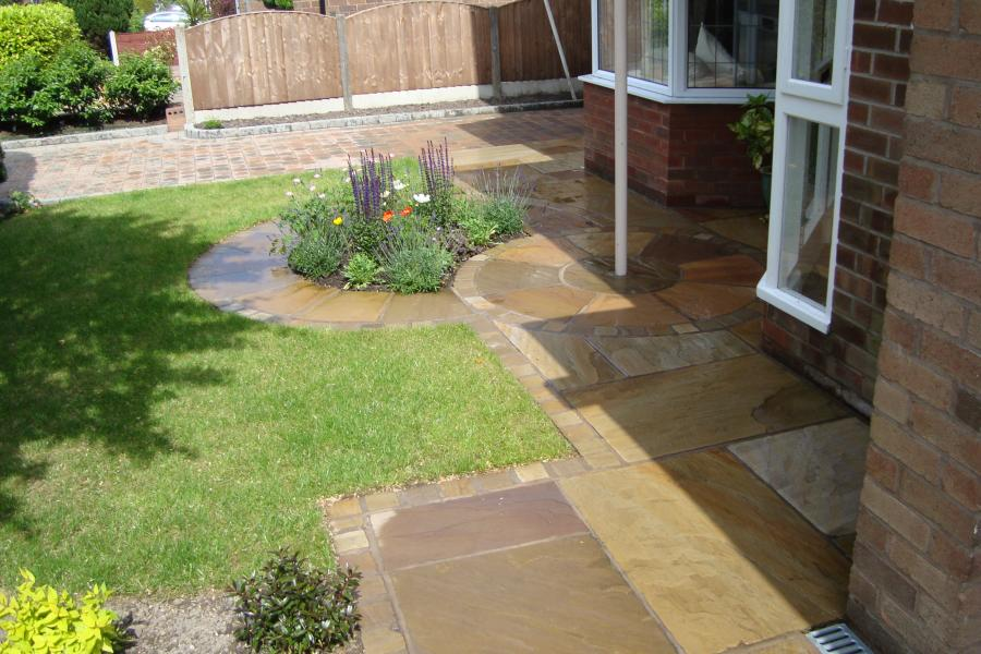 Patio and Driveway, Bolton