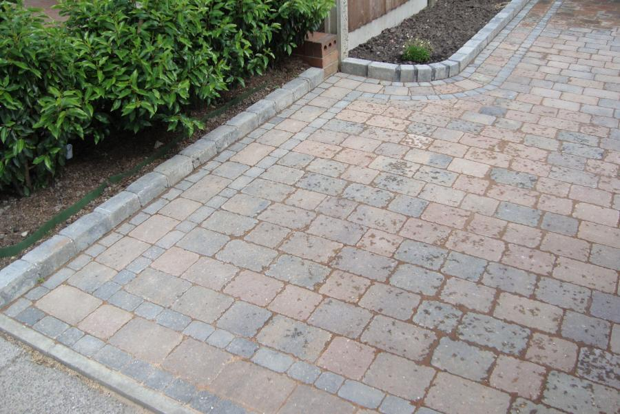14 Patio and Driveway, Bolton Image