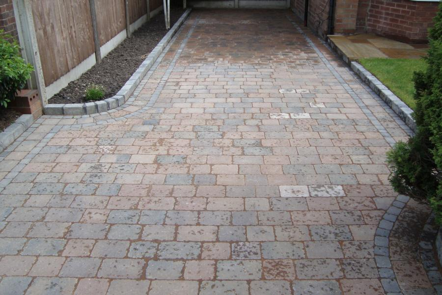 1 Patio and Driveway, Bolton Image