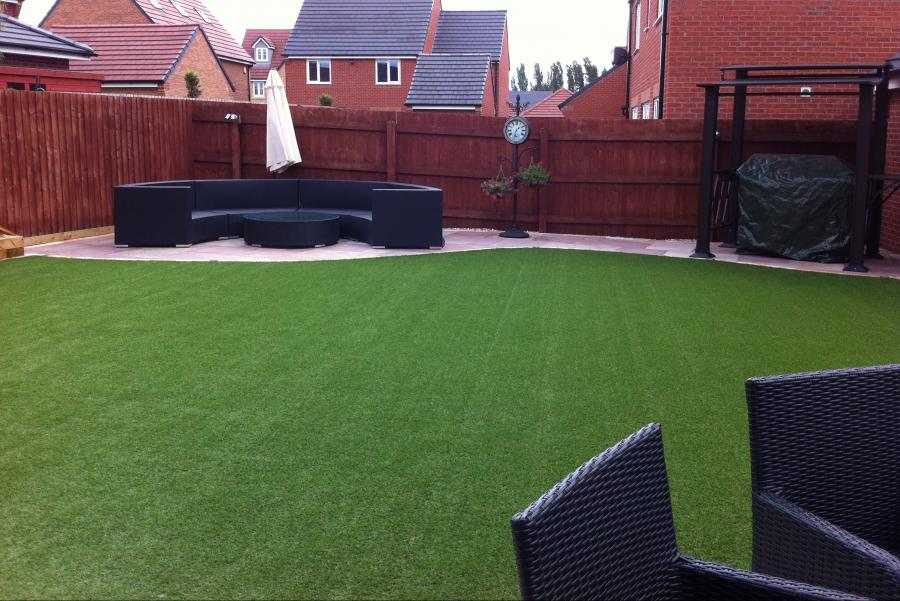Paths and Patio Widnes (Back)