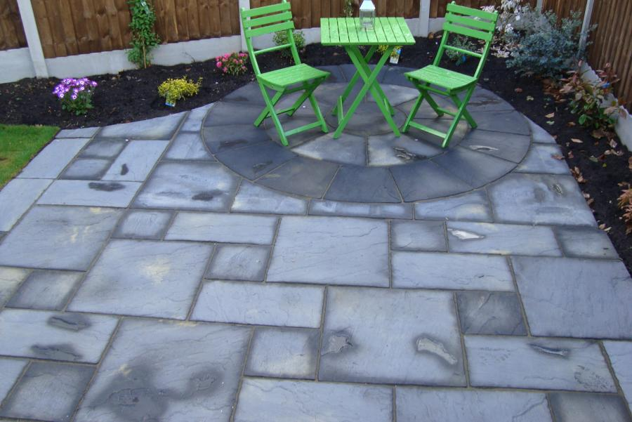 Patios and Paths Image